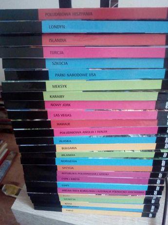 Kolekcja DVD Podróże twoich marzeń, 26 części