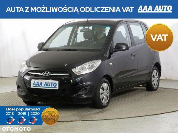 Hyundai i10 1.1, Salon Polska, Serwis ASO, VAT 23%, Klima ,Bezkolizyjny