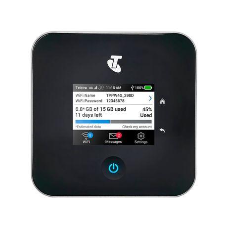 4G LTE Wi-Fi роутер Netgear Nighthawk M2 (MR2100)