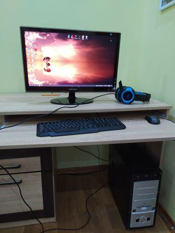 Игровой компьютер.MSI GTX 1060 3gb Gaming X