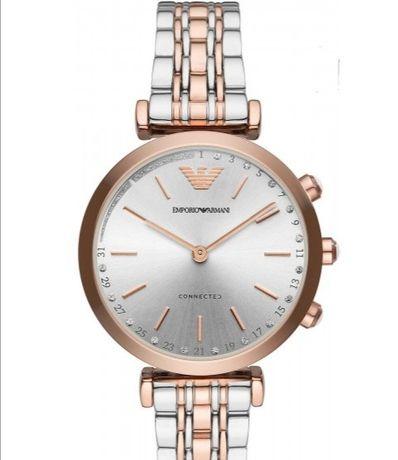 Zegarek hybrydowy damski ARMANI