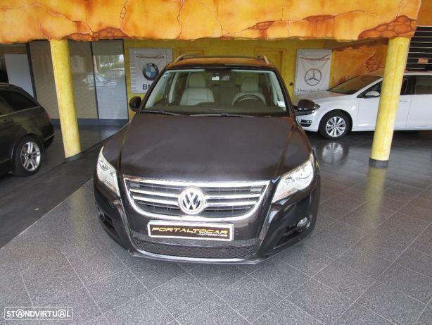 VW Tiguan 1.4 TSi Sport 4Motion