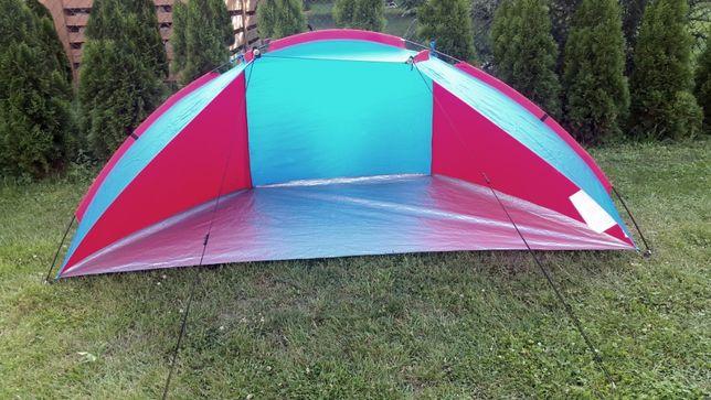Duży namiot plażowy, biwakowy do ogrodu