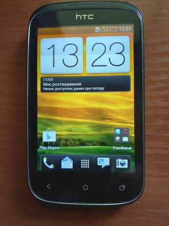 HTC Desire C (свій, новий тачскрін+дісплей)