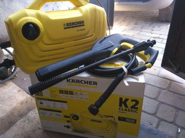 продам karcher k2 classic новыи.