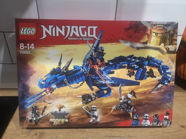 Lego 70652 Ninjago Zwiastun Burzy nowe