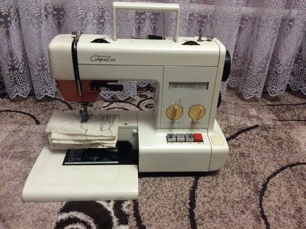 Швейна машина Brother Compal DX, швейная машинка