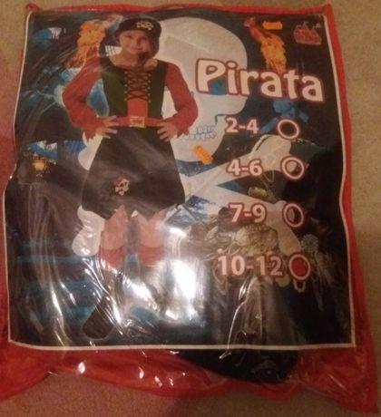 Fato de Pirata