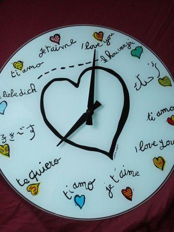 Zegar pełen miłosci Andree Prigent