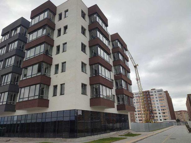 2 ком 66 м2 инд.отопление,черновая отделка дом сдан ЖК BRUSSELS Одесса
