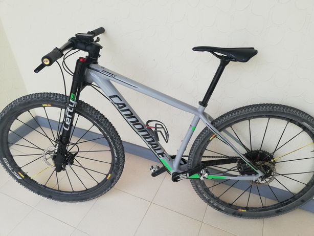 Btt 29 Cannondale Fsi( aceito troca por bicicleta estrada disco)