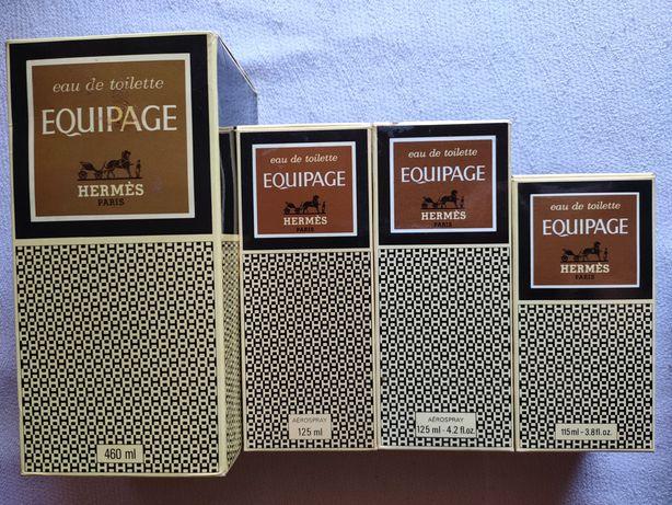 Raro perfume Hermès Equipage