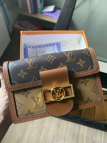 Новая сумка Louis Vuitton Dauphine мини