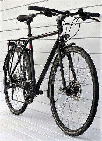 2020 VSF Fahrrad Cr-Mo хромоль городской велосипед туринг cube бу