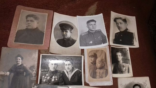 Фотографии времен войны