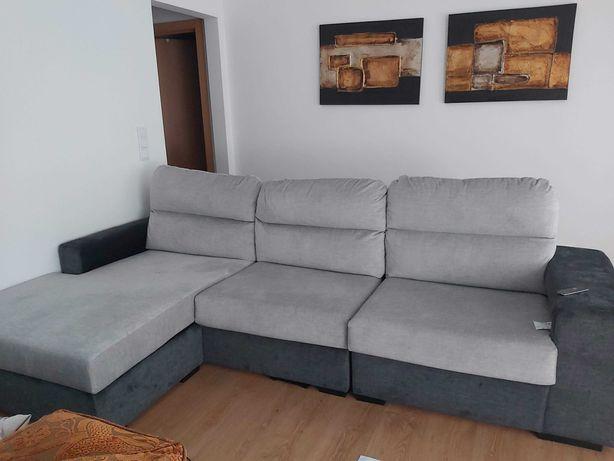 O Sofá Chaise Longue Reversível