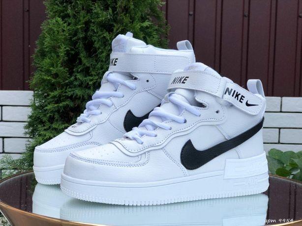 Кроссовки Nike Air Force 36-41р/Зима/ 11 цветов, кросівки, кеди