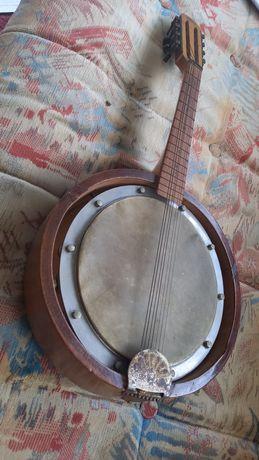 Zabytkowe banjo MARPA banjola LOFT vintage