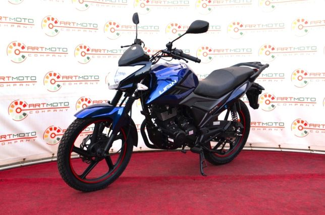 Новый мотоцикл LIFAN Лифан LF150-2E Официально из салона Артмото