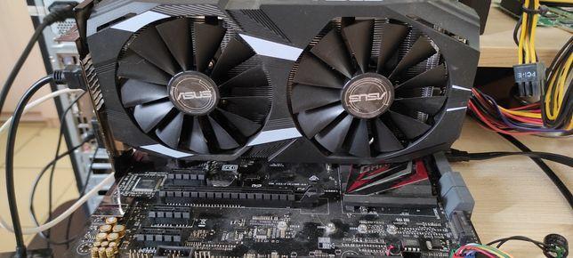 ASUS Radeon RX580 8Гб DUAL