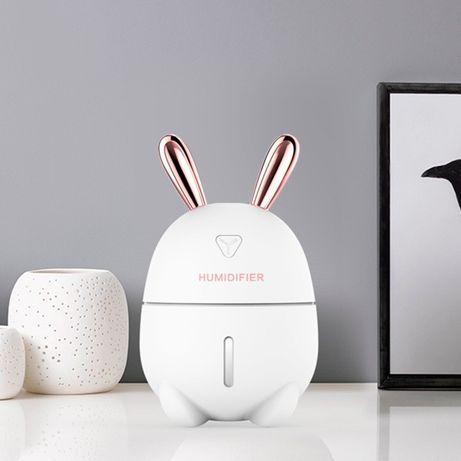 Увлажнитель воздуха с ночником Humidifiers Rabbit, Кролик, от USB