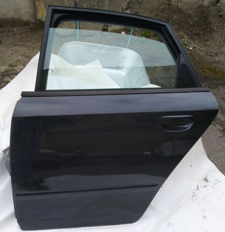 Бампер задний, двери, крышка багажника Audi A4 - В6