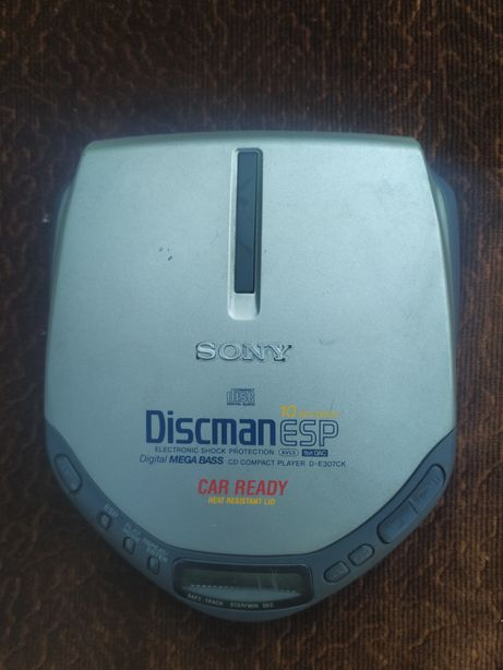 SONY Discman D-E307CK