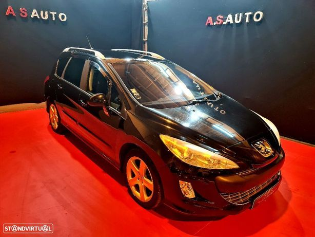 Peugeot 308 SW 1.6 HDi Sport CVM6