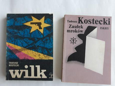 Tadeusz Kostecki; dwa kryminały