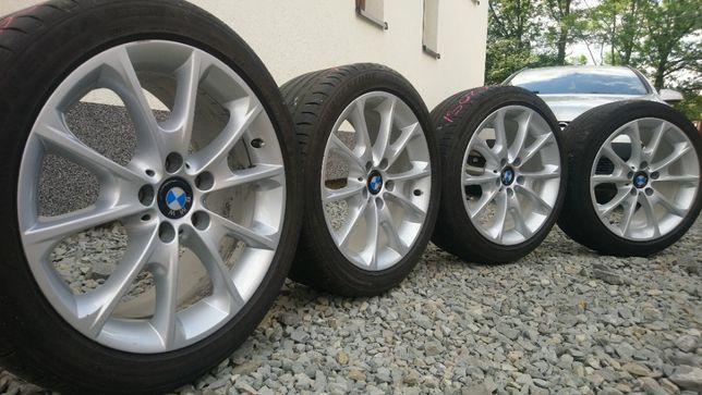 Koła BMW F30 F31 F32 F33 18 cali 5x120 ET34 ET47 Opony 225/45 255/40