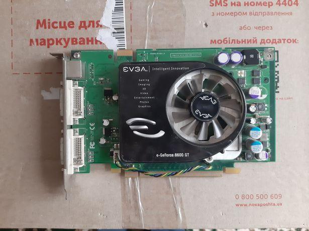 EVGA e-GeForce 8600GT