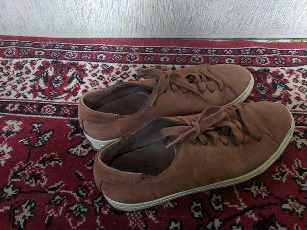 Кроссовки Polo коричневые