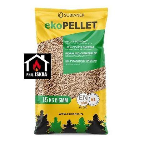eko Pellet Sobianek EN Plus A1 Pellet certyfikowany pellet
