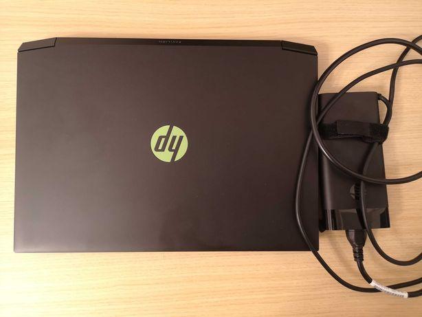 Ноутбук HP Pavilion Gaming / Ryzen 7 GTX 1660Ti 16 RAM 500 ГБ SSD