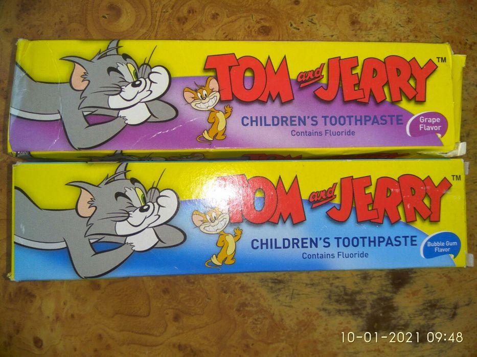 Детская зубная паста Буды - изображение 1