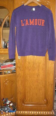 Sweterek damski XS.