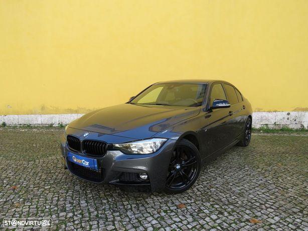 BMW 325 d Pack M