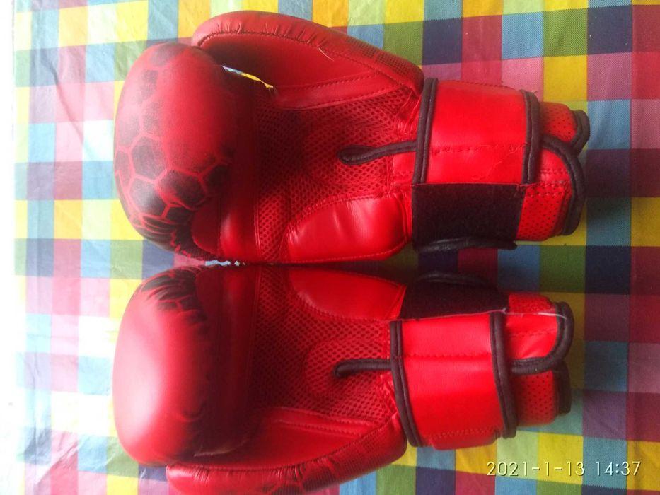 Боксерские перчатки Марганец - изображение 1
