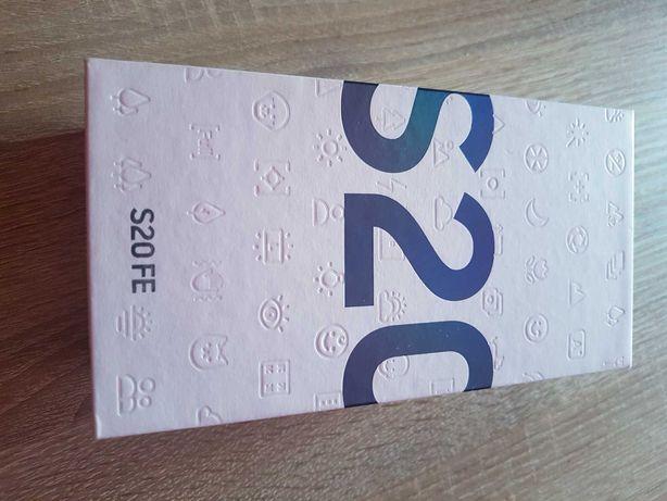 Sprzedam Samsunga S20 FE Nowy!!!
