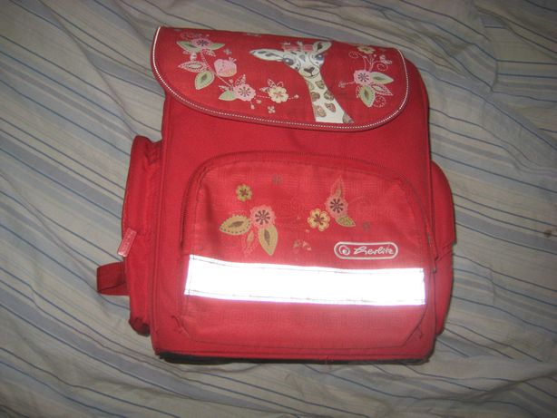 Рюкзак школьный, на 1-2 класс, б/у