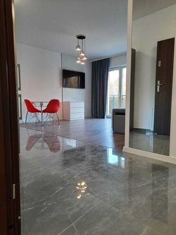 Dwupokojowy apartament 50 m2/Zamknięte osiedle/Garaż/Parktika