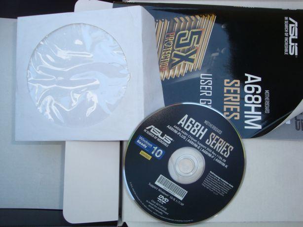 FM2+ коробка с диском Asus A68HM-K