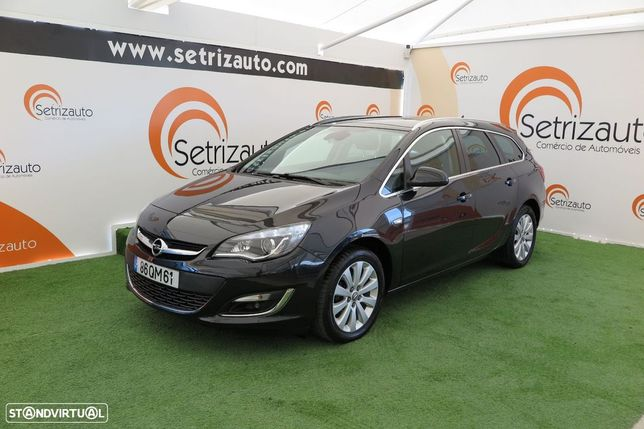 Opel Astra Sports Tourer 1.6 CDTi Executive S/S
