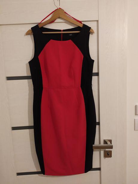 Sukienka F&F, rozmiar 38/M, dopasowana