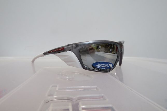 Okulary Rowerowe Rudy Project Zyon Mirror Gun Laser Czarny