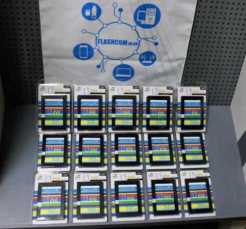 """SSD 240GB Team L3 EVO (жесткий диск 2.5"""" ноутбук, ПК) . Гарантия 36мес"""