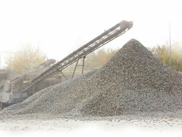 Wszystkiego rodzaju kruszywa z transportem do 27 ton