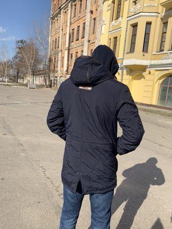 Куртка парка пальто Зара zara ветровка