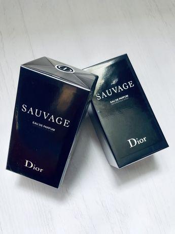 Dior Sauvage 100ml Оригинал диор саваж eau de parfum edp духи стойкие
