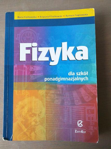 Podręczniki do liceum technikum - niemiecki, WOK, fizyka, PP, EDB, pol